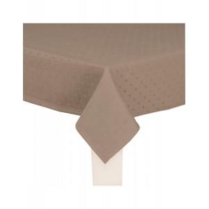 """Fata de masa """"Dot Jaquard"""" 150*250 cm, Clayre & Eef"""