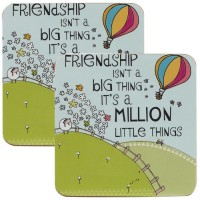Set Coasters Million Little Things