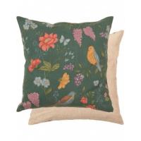 """Fata de perna """"Vintage Floral Beauty"""" 40*40 cm, Clayre & Eef"""