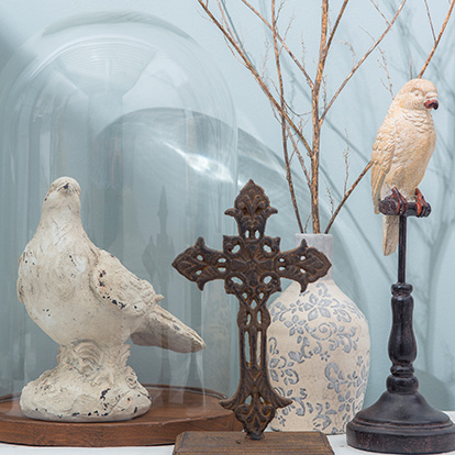 Figurine decorative