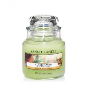 Lumanare Parfumata Borcan Mic A Child's Wish, Yankee Candle