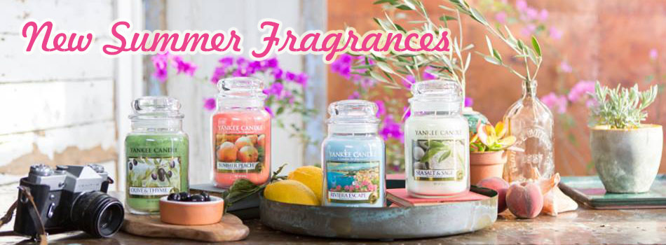 New Summer Fragrances