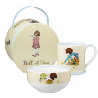 Set 2 piese Little Rhymes - Belle & Boo