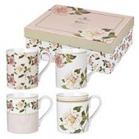 Set 4 cani Camellias