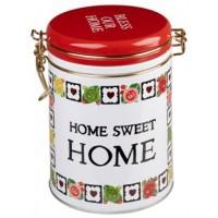 Cutie metalică Home Sweet Home