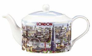 Ceainic James Sadler - Highlights of London