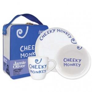 Set mic dejun Jamie Oliver - Cheeky Monkey