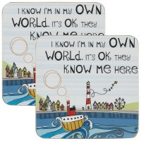 Set Coasters In My Own World