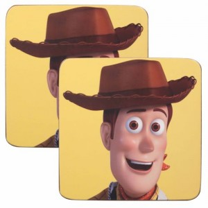 Coaster Howdy Woody