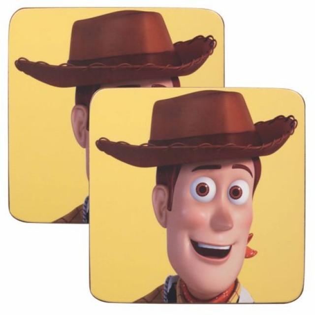 Coaster Howdy Woody