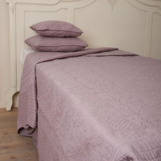 "Cuvertura ""French Lavender"" Extra Large 300*260 cm, Clayre & Eef"