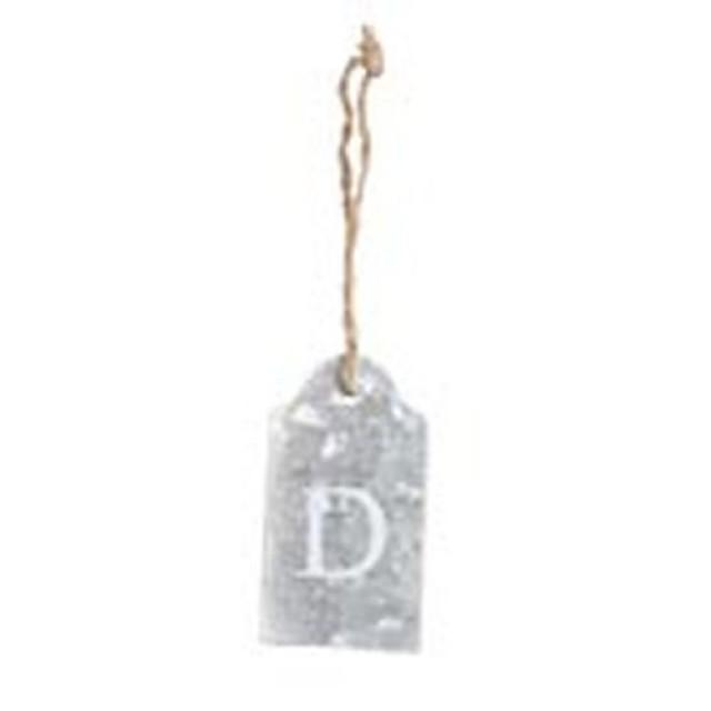 Decoratiune litera ''D'', Clayre & Eef