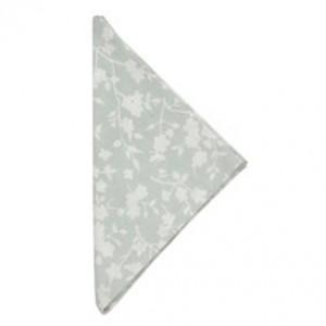 """Servet de masa textil """"Blossom"""" 40*40 cm, Clayre & Eef"""