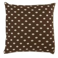 """Fata de perna """"Brown Polka Dots"""" 50*50cm"""