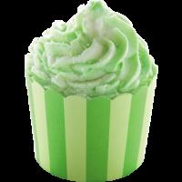 Sare de baie hidratanta Cocoa Swirl Lime & Kiwi, Bomb Cosmetics