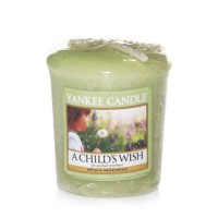 Lumanare Parfumata Votive A Child's Wish, Yankee Candle