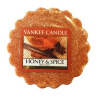 Tarta Parfumata Honey & Spice, Yankee Candle