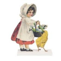 Decoratiune fetita, Clayre & Eef