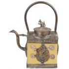 Ceainic decorativ, Clayre & Eef
