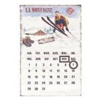 """Calendar """"La Montagne"""", Clayre & Eef"""