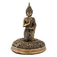 Decoratiune Buddha, Clayre & Eef