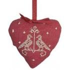 Decoratiune inimioara