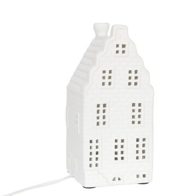 "Veioza din ceramica ""House"", Clayre & Eef"