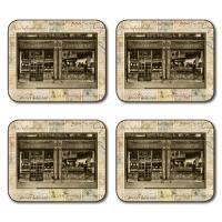 Paris Vintage Placemats - Set 4 piese
