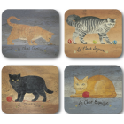 Stray Cats Placemats - Set 4 piese