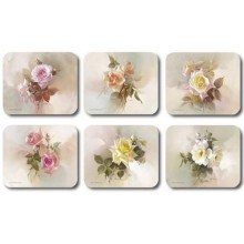 Fragrant Blooms Coasters