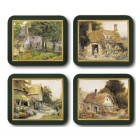 Country Cottages Placemats - Set 4 piese