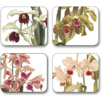 Orchids Placemats - Set 4 piese