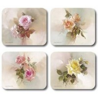 Fragrant Blooms Placemats - Set 4 piese