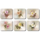 Fragrant Blooms Placemats - Set 6 piese