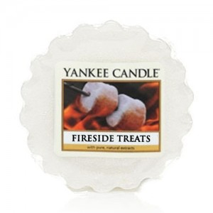 Tarta Parfumata Fireside Treats, Yankee Candle
