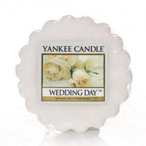 Tarta Parfumata Wedding Day, Yankee Candle