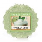 Tarta Parfumata Vanilla Lime, Yankee Candle