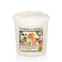Lumanare Parfumata Votive Christmas Rose, Yankee Candle