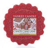 Tarta Parfumata Candy Cane Lane, Yankee Candle