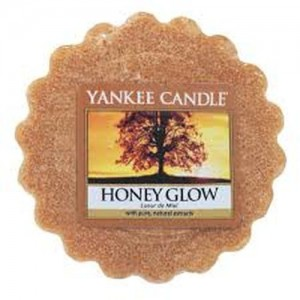Tarta Parfumata Honey Glow, Yankee Candle